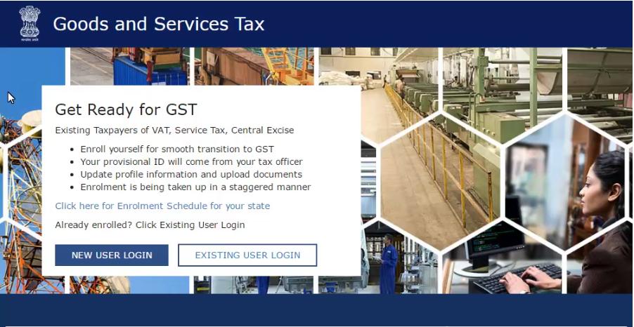 GSTN Registration