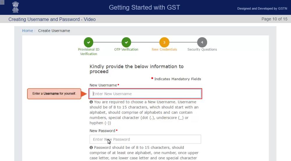 GSTN REGISTRATION 4