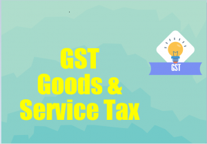 Taxable person under gst