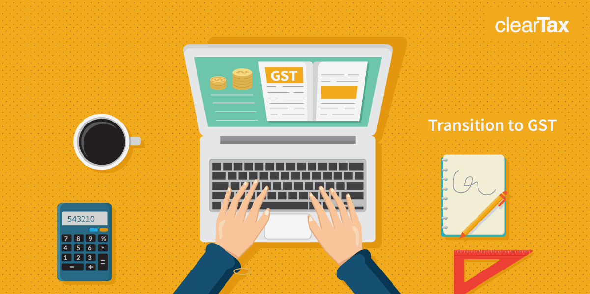 claim VAT credit under GST