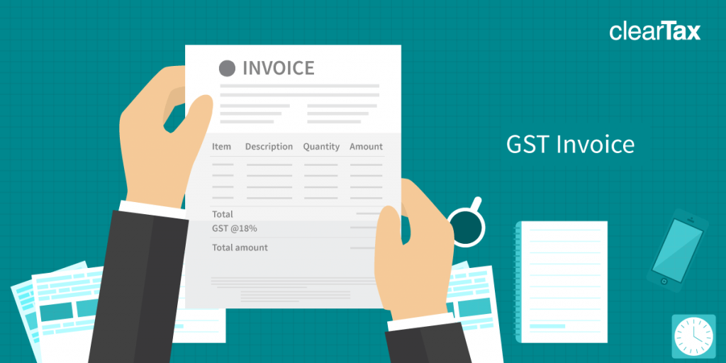 E-invoices Gst Invoice Guide  Learn About Gst Invoice Rules Format  Software Printable Invoice Generator with Duralast Battery Warranty Without Receipt Word Invoicing Under Gst Online Receipt Book Pdf