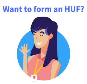 Want to form an HUF?