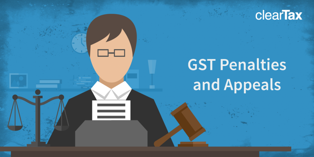 GST penalties & Approvals