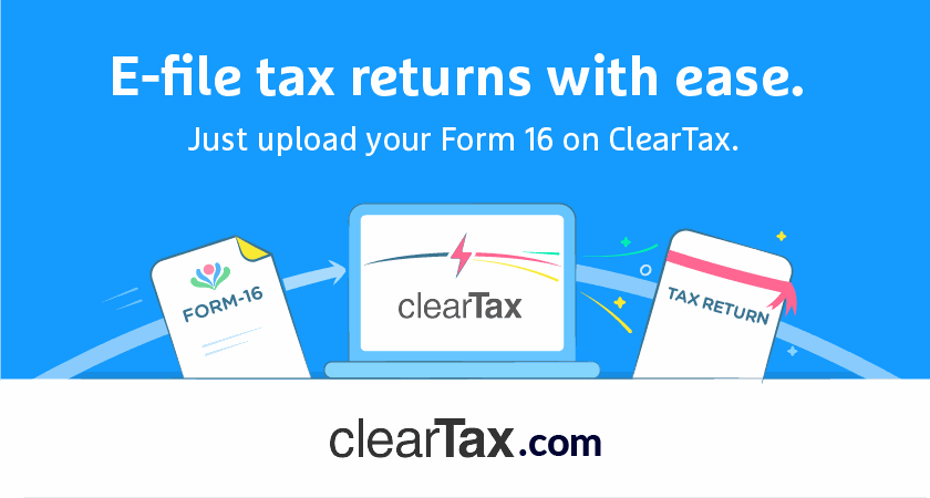 E-file your Income Tax