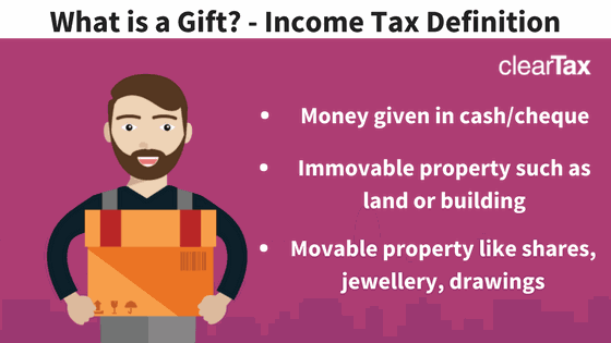 How are Gifts Taxed?