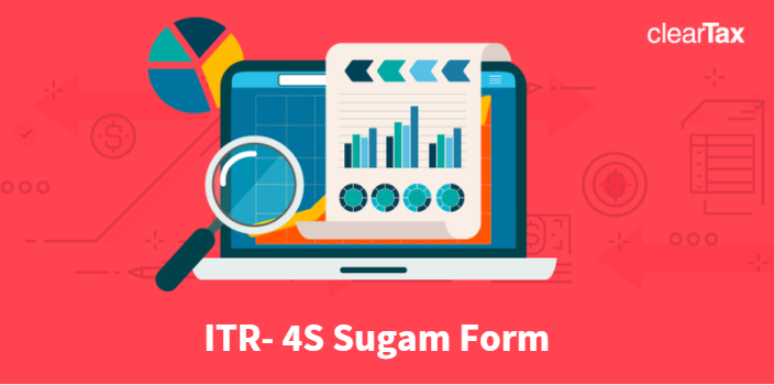 Sugam ITR-4S Form