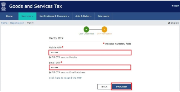 Steps to Make GST Payment at GST Portal