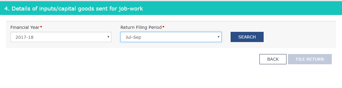 Input Credit on Job Work 9
