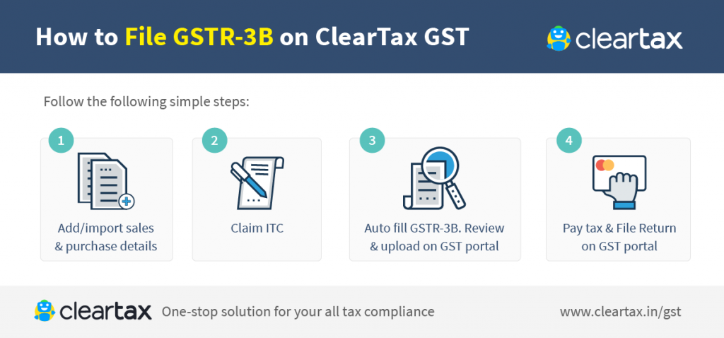How-to-file-GSTR-3B-on-ClearTax-GST